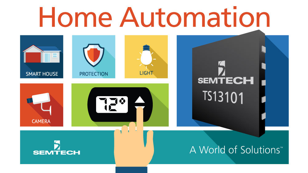 Semtech New Isolated Power Switch Platform Provides Control for Home ...