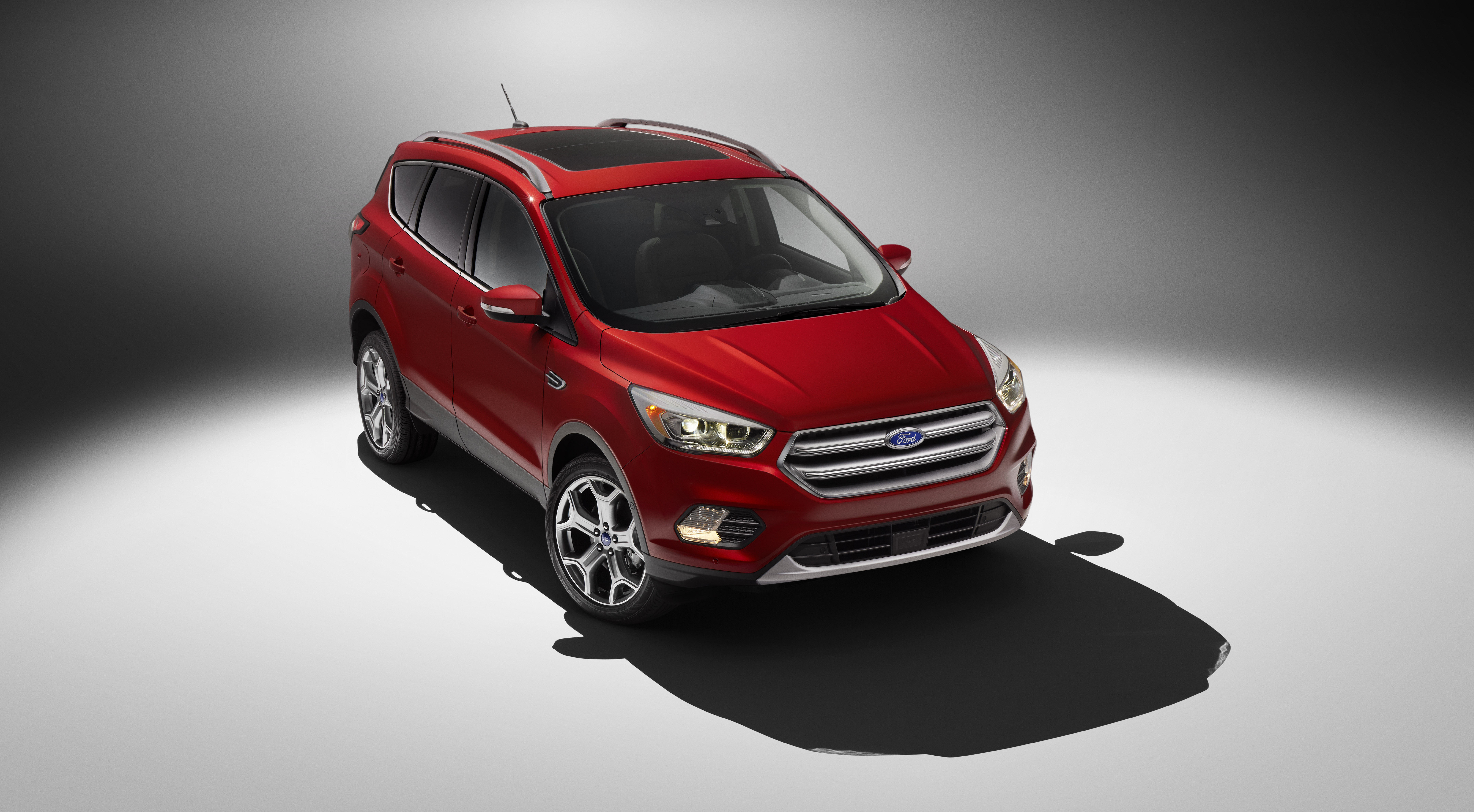 Ford Launching Technology Packed New Escape More Connectivity