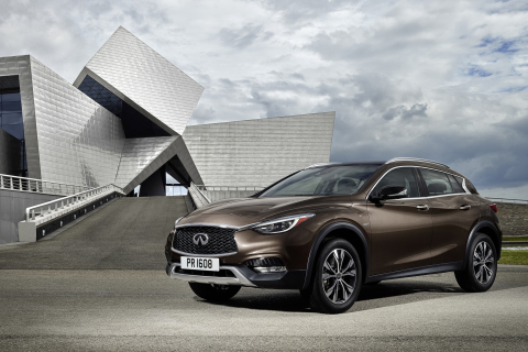 Infiniti QX30 (Photo: Business Wire)
