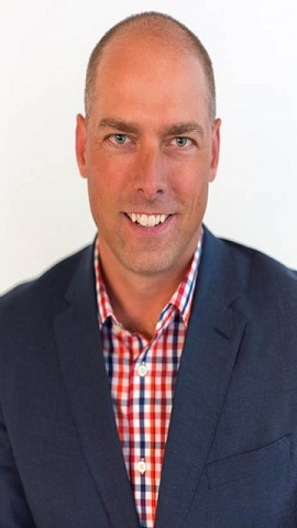 Tim Minahan is the new CMO at Citrix. (Photo: Business Wire)