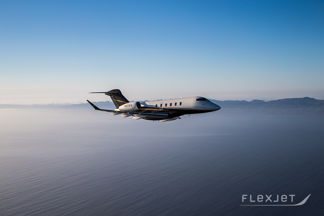 flexjet to increase order for challenger 350 business jets rh businesswire com Challenger Ultralight Aircraft Bombardier Challenger 300