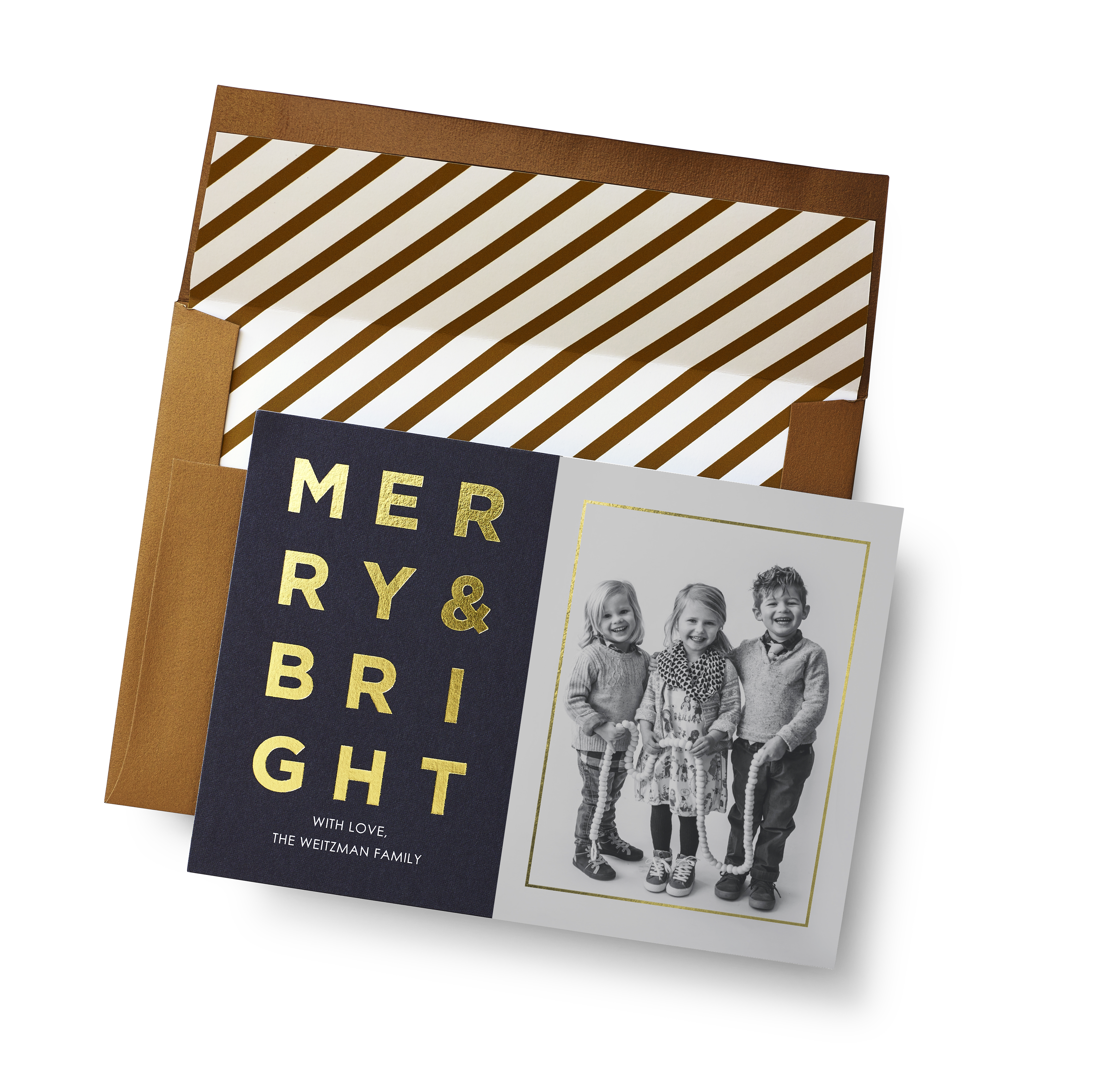 tiny prints unveils new baby2baby holiday card collection