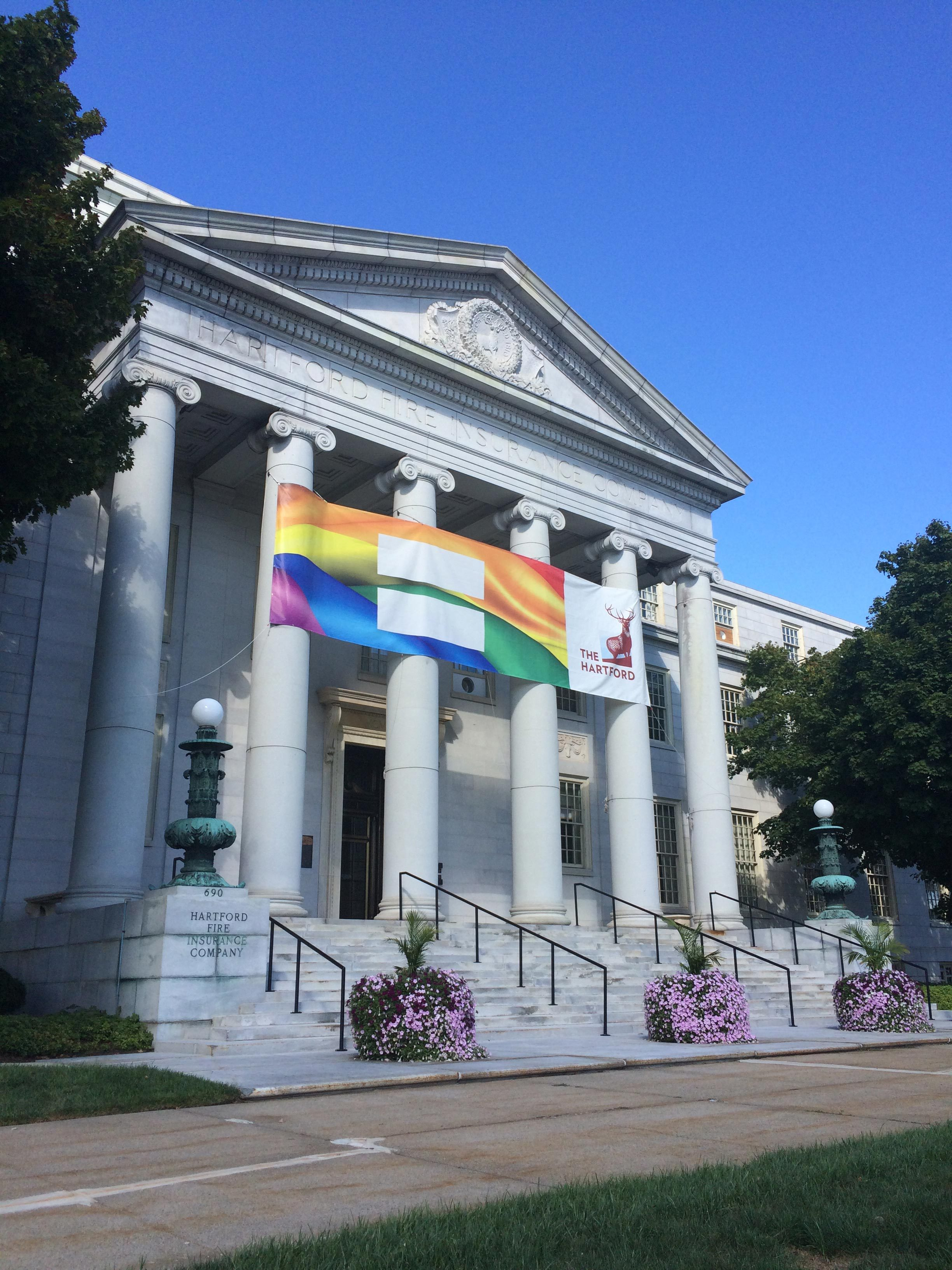 The Hartford At Work >> The Hartford Named A Best Place To Work For Lgbt Equality For Eighth
