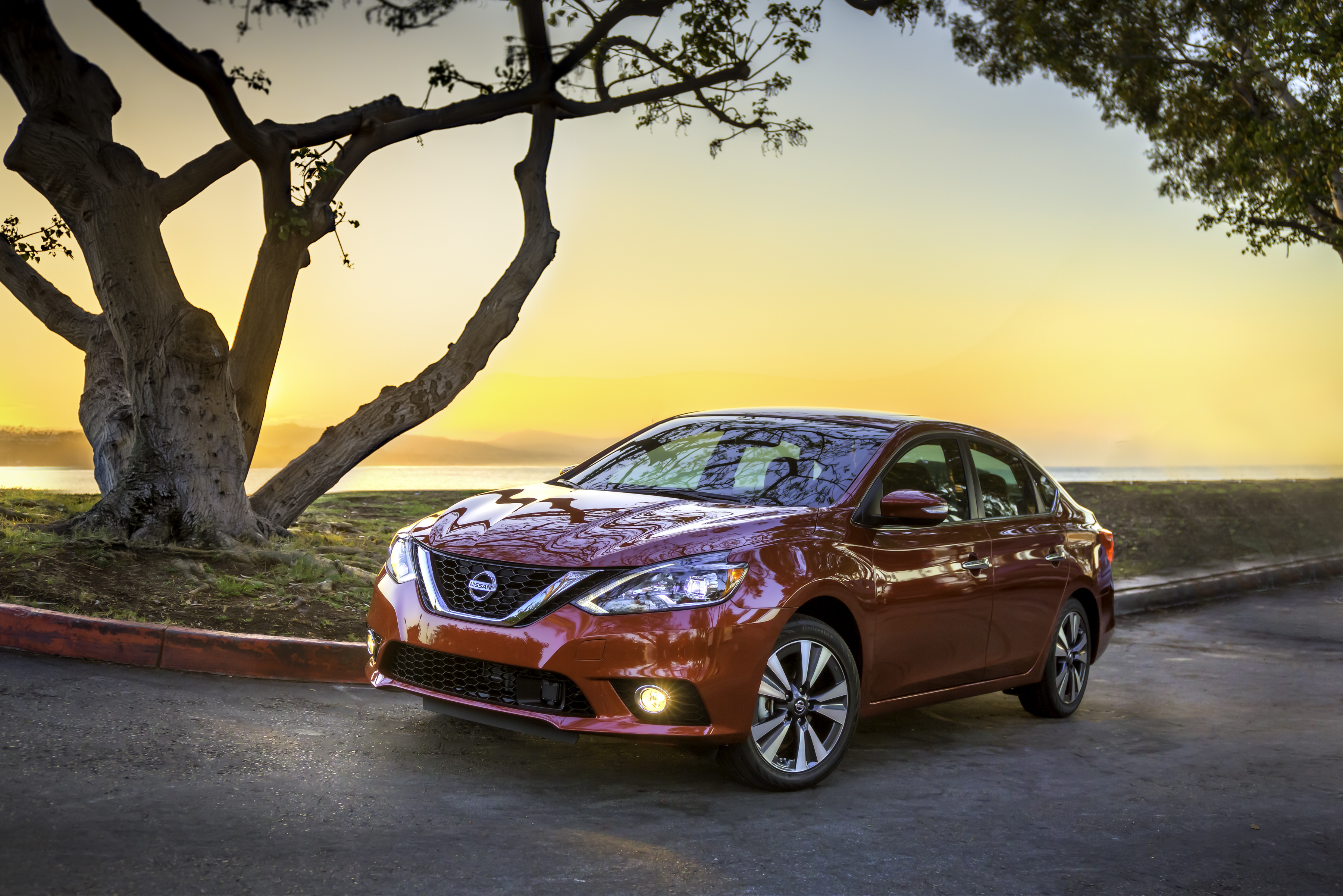 Nissan Los Angeles >> 2016 Nissan Sentra Debuts At The Los Angeles Auto Show Business Wire