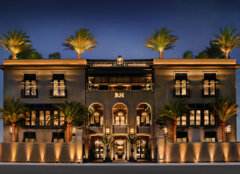 RH Tampa, The Gallery at International Plaza (Photo: Business Wire)