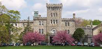 Reid Castle Manhattanville College (Photo: Business Wire)