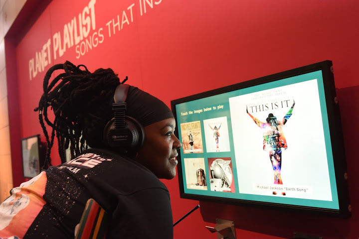The exhibit, now open at the California Science Center, is a first-of-its-kind multimedia and interactive experience focused on raising awareness about the importance of conserving Earth's biodiversity. (Photo: California Science Center)