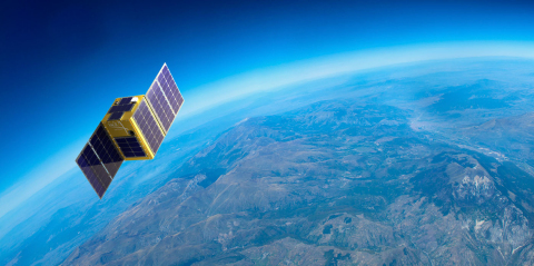 Artist's rendering of Hera Systems' commercial one-meter resolution imaging satellite. (Photo: Business Wire)