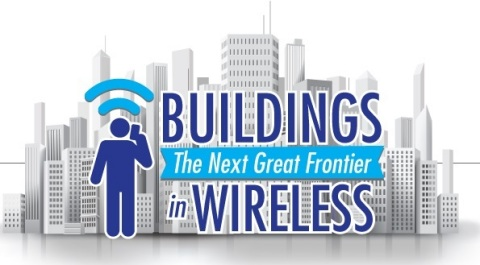 In today's mobile society, buildings are sometimes called the next great frontier in wireless. Consumers expect robust wireless service everywhere, yet the vast majority of the world's commercial buildings do not offer dedicated cellular networks to meet this enormous demand. (Graphic: Business Wire)