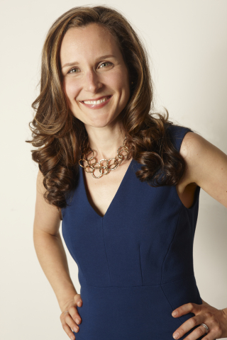 The Hartford's Millennial Workplace Expert Lindsey Pollak (Photo: Business Wire)