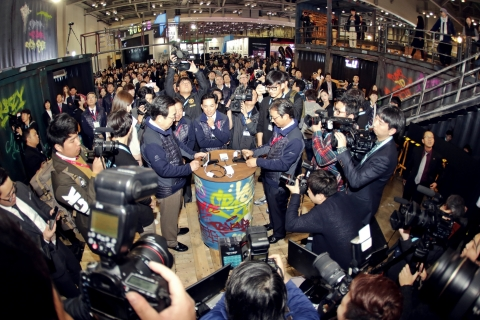 G-Star 2015 opening photo gallery (Photo: Business Wire)