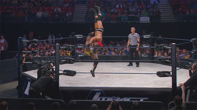 Pop to Become Exclusive U.S. Television Home to Impact Wrestling, Beginning January 5, 2016