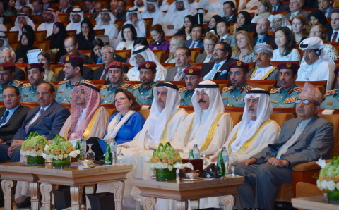 H.H Sheikh Saif bin Zayed among the attendees in The second Global Summit on Ending Online Child Sexual Exploitation (Photo: ME NewsWire)