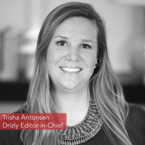 Trisha Antonsen will serve as Drizly's editor-in-chief and chief cocktail officer.(Photo: Business Wire)
