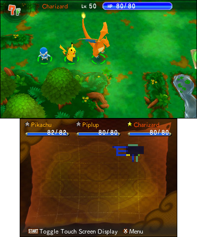 Pokémon Super Mystery Dungeon will be available Nov. 20. (Photo: Business Wire)