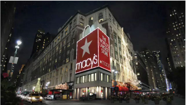 Macy's stars prep for one of the biggest shopping events of the season in Macy's new Black Friday commercial.