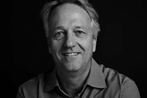 Trisect founder and CEO Dick Thomas named his agency for the intersection of three essential traits -- fearless, inventive and humanistic (Photo: Business Wire)