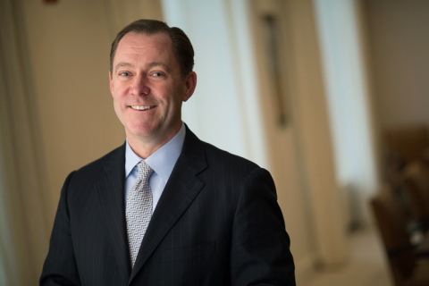 John Keogh, Executive Vice Chairman and Chief Operating Officer, ACE Limited (Photo: Business Wire)
