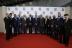 Delegación del Ministerio del Interior de los Emiratos Árabes Unidos Visita Milipol París 2015