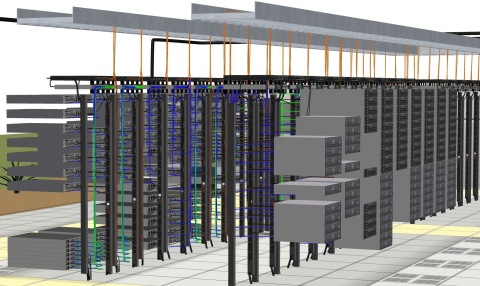 CommScope iTRACS DCIM (Graphic: Business Wire)