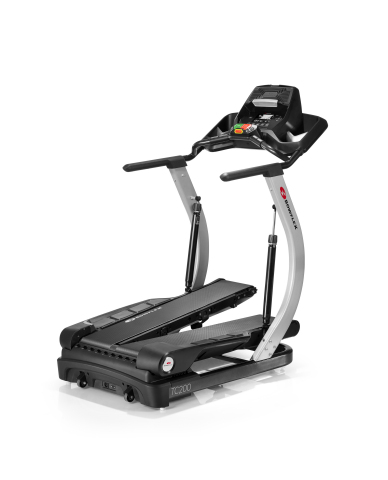 The Bowflex(r) TreadClimber(r) TC200 is the premier walking workout machine of the TreadClimber line and features digital connectivity and an interactive console. (Photo: Business Wire)