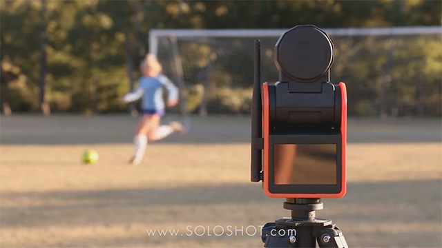 The Robot Cameraman Grows Up: SOLOSHOT3 Launches Major New Camera Category