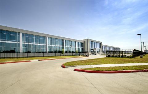 CyrusOne Houston West III Data Center (Photo: Business Wire)