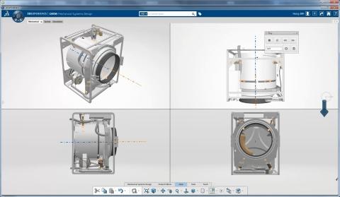 Dassault Systèmes' 3DEXPERIENCE platform_Copyright Dassault Systèmes