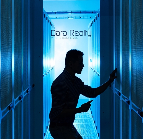 Data Realty's Northern Indiana Data Center (Photo: Business Wire)