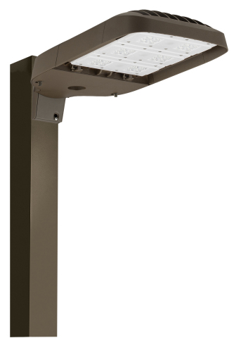 Hubbell Outdoor Lighting's new ASL Area/Site/Roadway LED Luminaire (Photo: Business Wire)