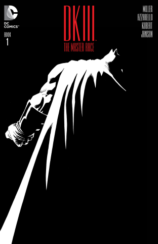 The Dark Knight III: The Master Race #1 (Graphic: Business Wire)