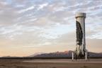 Storico atterraggio del razzo di Blue Origin