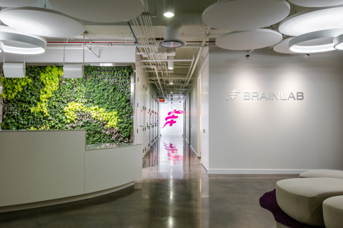 Progressive workplace environment parallels med tech leader's innovative product portfolio (Photo: Business Wire)