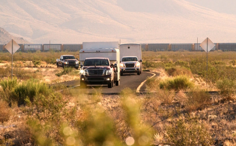 """Nissan """"TITAN Truckumentary"""" Chapter 9: """"Making the Grade"""" (Photo: Business Wire)"""