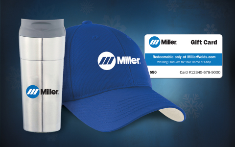 Miller has added another reason to celebrate the holidays: free gifts with qualifying purchases. Customer orders of $50 or more means a gift of Blue for someone. The bigger the purchase, the more gifts a customer will receive. Every standard ground-shippable order still costs just $4.99 to send. (Photo: Business Wire)