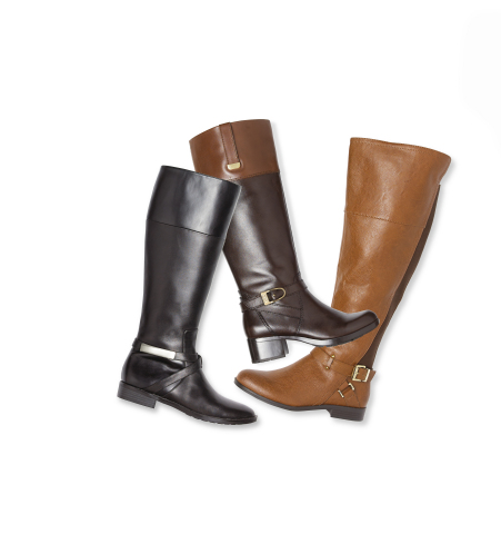 Find incredible Cyber Monday deals on macys.com Sunday, Nov. 29 and Monday, Nov. 30 including buy 1, get 1 free select women's boots. (Photo: Business Wire)