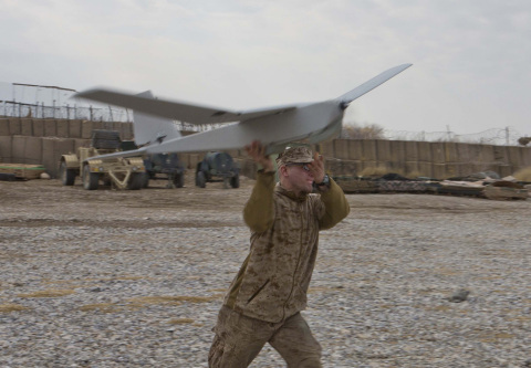 United States Marine Corps places $13 million order for more AeroVironment Puma AE Unmanned Aircraft Systems (Courtesy United States Department of Defense)