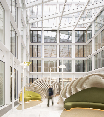 #cloud.paris – E-lounge – Photo: Clément Guillaume