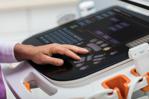 CARESTREAM Touch Prime Ultrasound System (Photo: Business Wire)