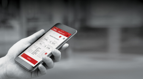 Ryder's new Fuel Receipt app for its commercial rental customers in North America is available for A ...