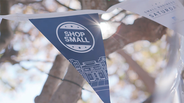 Shoppers and Small Business Owners Celebrate Small Business Saturday on November 28th, 2015