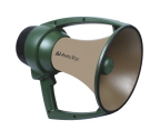 The new Pro Marine Megaphone from AmpliVox is the only fully waterproof and dustproof megaphone made in America. (Photo: Business Wire)
