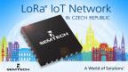 Semtech's LoRa® Technology Picked by České Radiokomunikace for IoT Network in Czech Republic (Graphic: Business Wire)