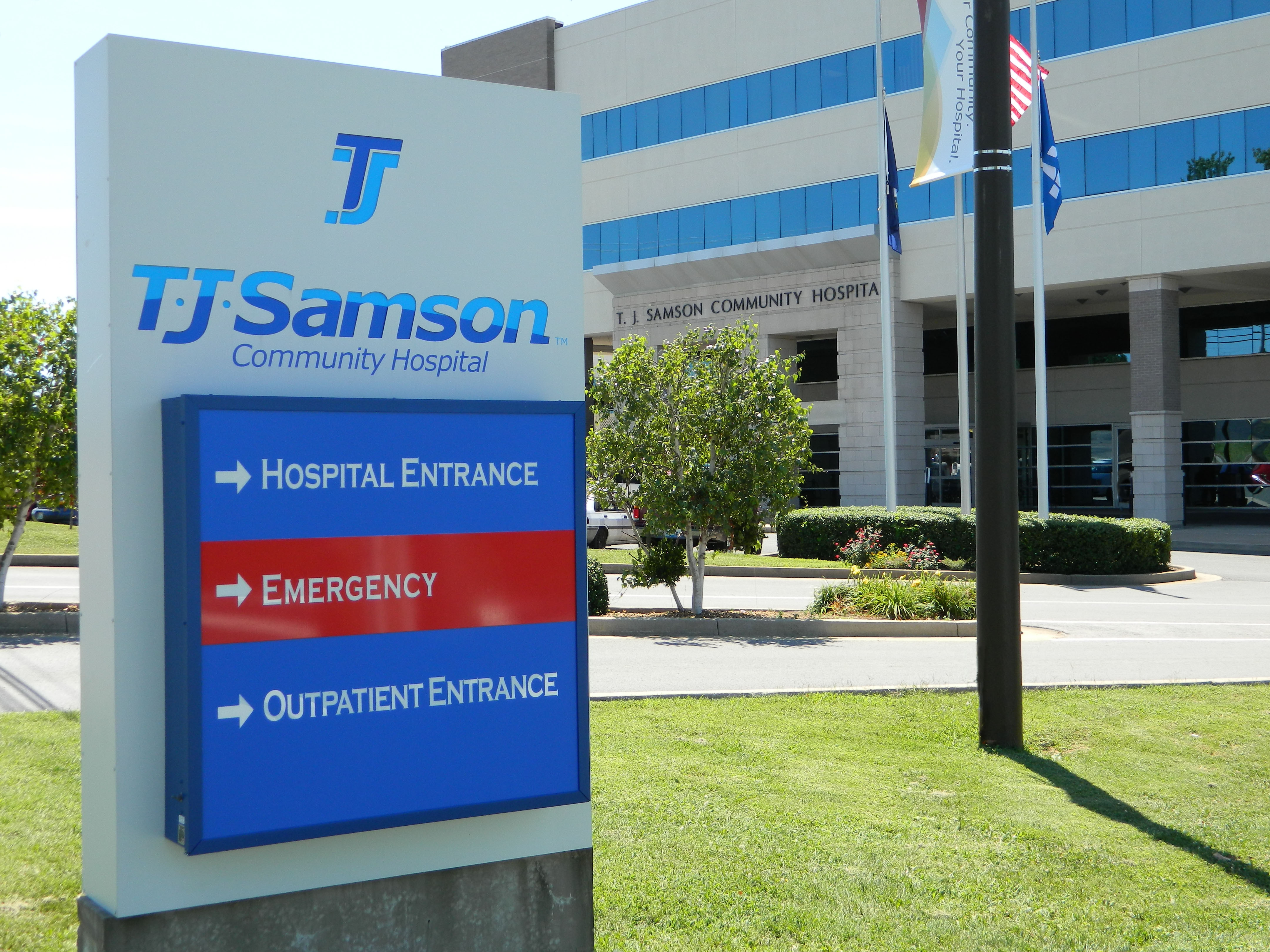 T.J. Samson is the First Hospital in Kentucky to Adopt Patient ...