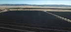 Aerial image overlooking Sierra Solar project in Los Angeles County. (Photo: sPower)