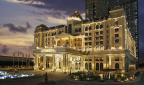 Facade of the St. Regis Dubai (Photo: Business Wire)
