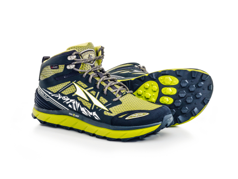 The Altra Lone Peak Mid Neoshell answers requests from both retailers and hikers to create a mid-hig ...