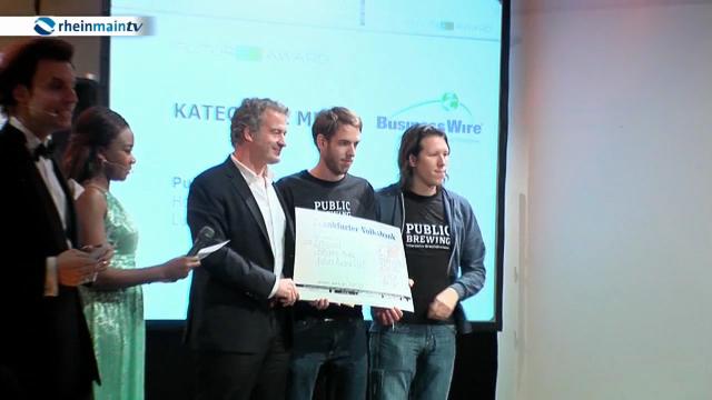 Business Wire vergab Future Award in der Kategorie Media