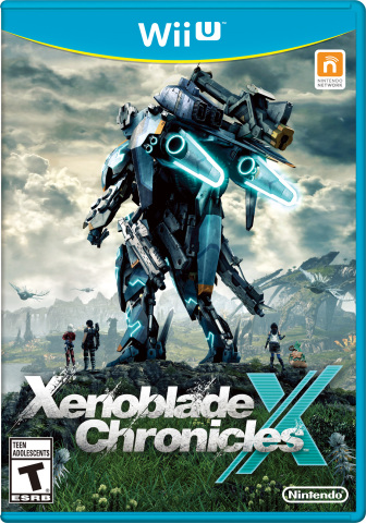 Fans of RPGs, grand adventures and all things sci-fi are in for an early holiday treat when the Xenoblade Chronicles X game launches exclusively for the Wii U console on Dec. 4. (Photo: Business Wire)