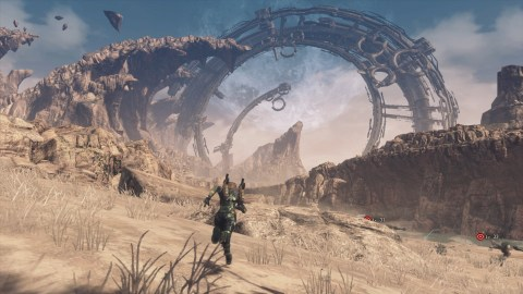In Xenoblade Chronicles X, suit up in heavily armed mechs to tame the wilds of planet Mira and beat back the hostile forces threatening to obliterate the human race. (Photo: Business Wire)